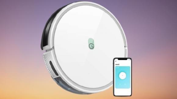 Yeedi porta in promo l'aspirapolvere smart K650 con gestione via app e Alexa