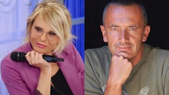 Luca Zanforlin e la lite furiosa con Maria De Filippi: parla l'autore