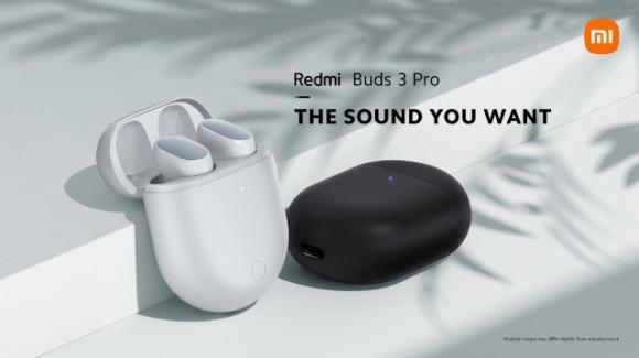 Redmi Buds 3 Pro: low cost, con ampia autonomia, ma anche con ANC