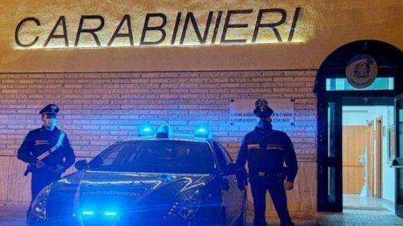 Arresto a Corigliano: canapa tra le piante ornamentali