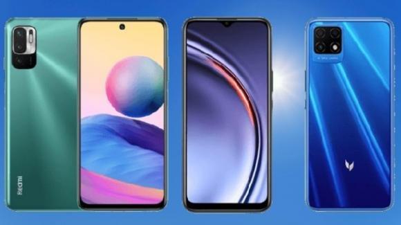 Redmi Note 10T 5G e Maimang 10 SE 5G: in arrivo i nuovi medio-gamma con 5G