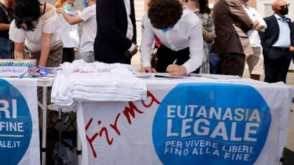 Eutanasia legale: il referendum per la libertà