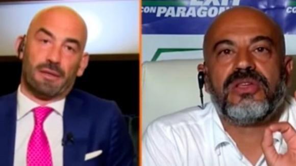 """Scontro Bassetti-Paragone: """"Vai a studiare"""", """"Sei pronto per L'Isola dei Famosi"""""""