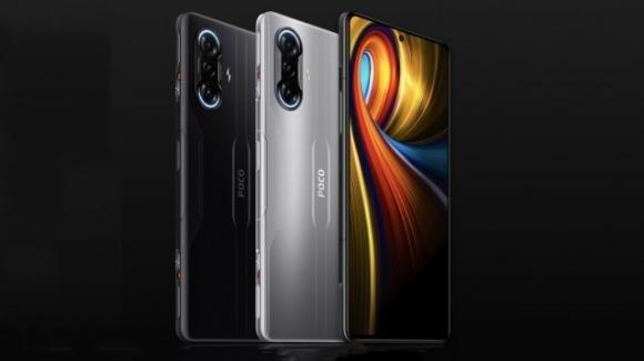 Poco F3 GT: ufficiale il gaming phone elegante, accessibile e con 5G