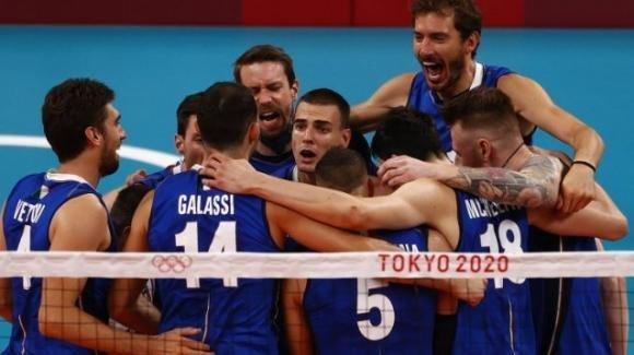 Olimpiadi di Tokyo, Volley: l'Italia in rimonta e vince 3-2 contro il Canada