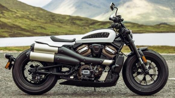 Harley-Davidson lancia la nuova Sportster S