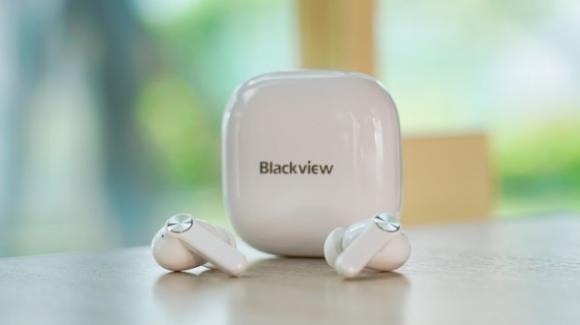 AirBuds 5 Pro: ufficiali i nuovi auricolari true wireless (con ANC) di Blackview