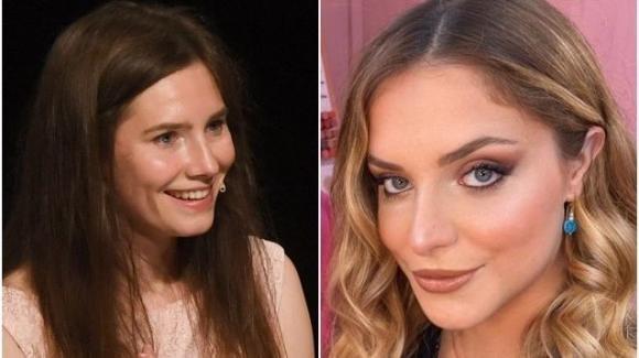 Amanda Knox vs Gaia Zorzi: scontro social tra la sorella di Tommaso e la protagonista del caso Meredith
