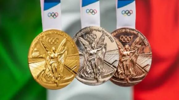 Olimpiadi di Tokyo, il medagliere italiano