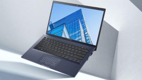 Asus ExpertBook B1400 e B1500: anche in Italia i nuovi laptop per professionisti
