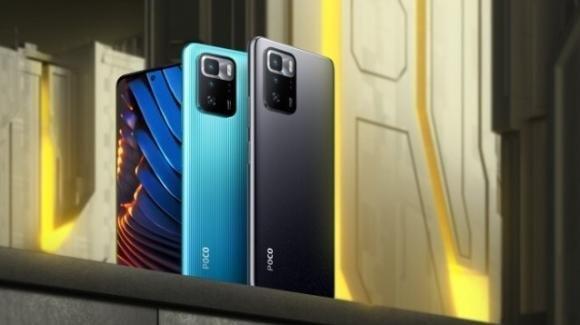 Poco X3 GT: ufficiale la versione global del Redmi Note 10 Pro 5G