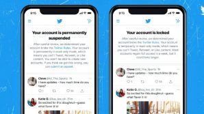 Twitter: test su avvisi per account puniti, voto risposte, notizie riassunte
