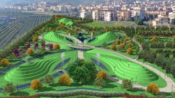 Il parco del futuro dedicato a Fabiana Luzzi, vittima di femminicidio