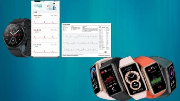 Watch GT 2 ProECG e Band 6 Pro: da Huawei nuovi wearable più attenti alla salute