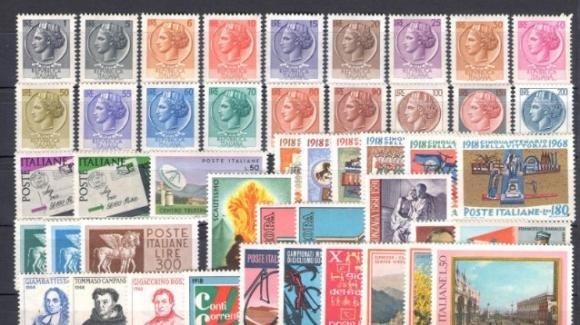 Uscito il tradizionale francobollo per i campioni d' Italia