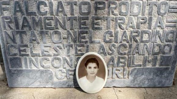 Celebrato il funerale di Lucia Mantione, 66 anni dopo