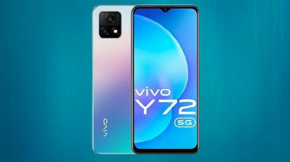 Vivo Y72 5G: ufficiale il medio-gamma per il gaming con Android 11