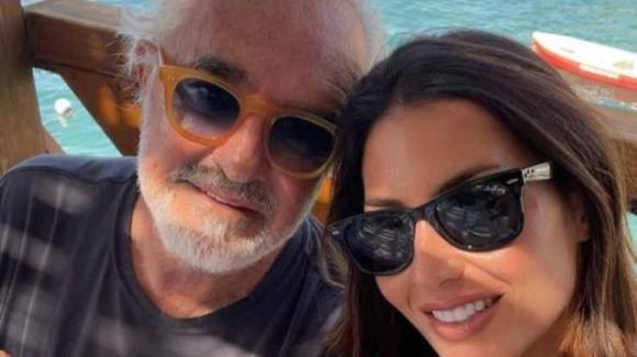 Briatore ed Elisabetta Gregoraci di nuovo insieme a Capri. I fan vorrebbero un ritorno di fiamma