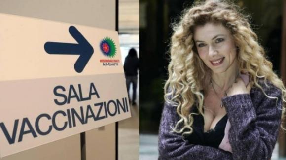 """Eleonora Brigliadori contro il vaccino: """"Dopo 18 mesi sarete colonizzati da Satana"""""""