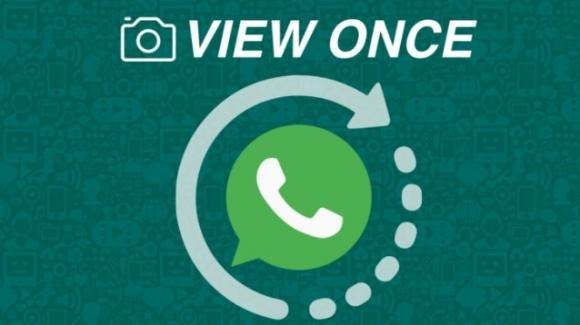 WhatsApp avvia il roll-out per la funzione View Once