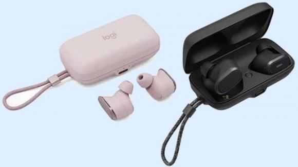 Logitech Zone True Wireless: ufficiali gli auricolari senza fili professionali con ANC