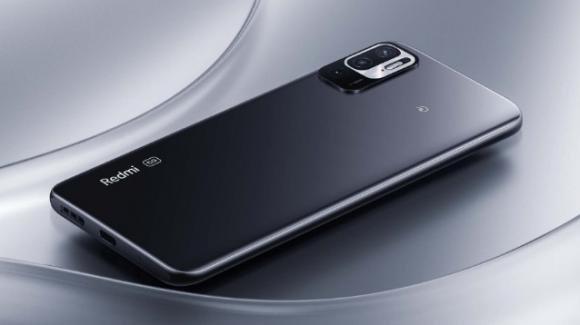 Redmi Note 10 JE: ufficiale lo smartphone 5G con processore Snapdragon 480