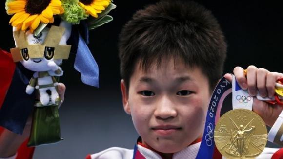 Tokyo 2020: a 14 anni vince l'oro alle Olimpiadi per pagare le cure alla madre malata
