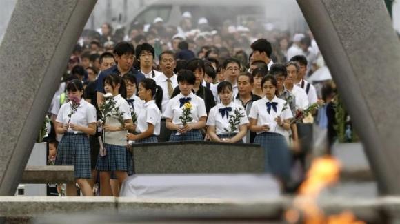 76 anni fa ad Hiroshima: Enola gay e Little Boy