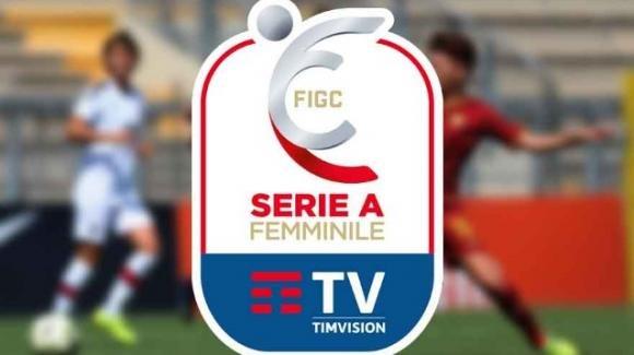 Serie A femminile: prima giornata al cardiopalma