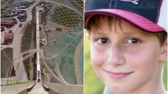 USA, Caleb muore decapitato a 10 anni sullo scivolo più alto e veloce del mondo
