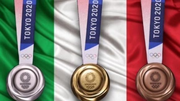 Olimpiadi Tokyo 2020: l'Italia ottiene il record personale di medaglie, vincendone 40