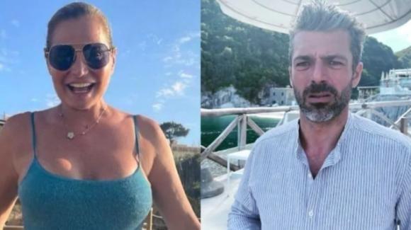 Simona Ventura, gaffe con Luca Argentero, Mara Venier ne approfitta per lanciare una frecciatina