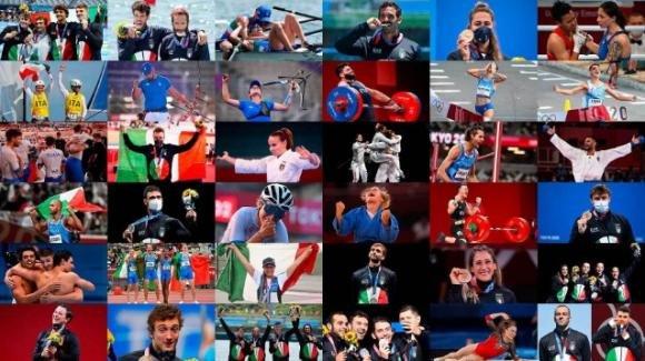 L'Italia che non ti aspetti: 40 medaglie alle recenti olimpiadi di Tokyo 2020