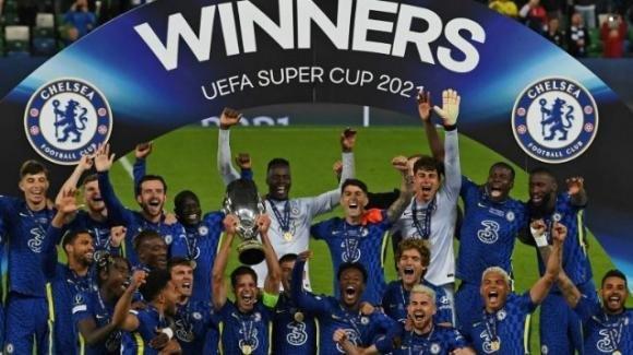 Supercoppa Europea, Chelsea-Villareal: l'esordio su Prime Video convince il pubblico
