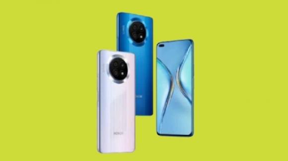 Honor X20 5G: medio-gamma con tripla postcamera da 64 mpx e 5G