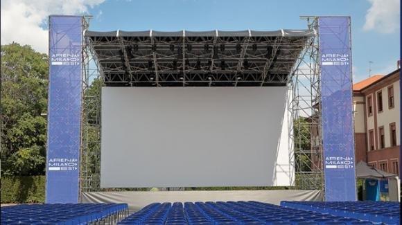 Milano, si rifiuta di mostrare il Green Pass all'ingresso di un cinema all'aperto: denunciato