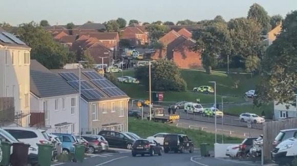 UK, sparatoria a Plymouth: morte sei persone incluso l'assassino