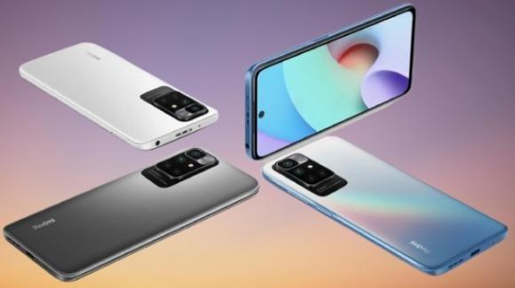 Redmi 10: anticipato il nuovo smartphone low cost con 50 megapixel e 4G