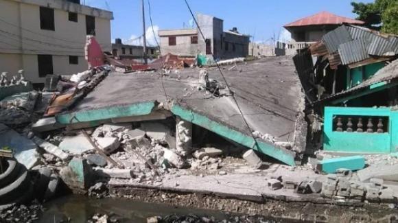 Haiti colpita da un forte terremoto magnitudo 7.2