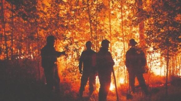 Siberia, divampa l'incendio più grande al mondo