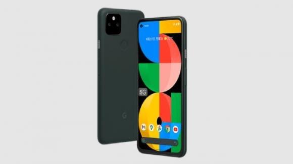 Pixel 5a 5G: ufficiale il nuovo medio-gamma di Google