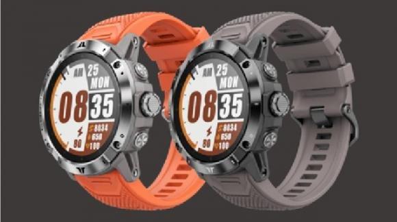 Coros Vertix 2: smartwatch con super autonomia, GPS e storage per la musica