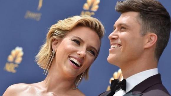 Scarlett Johansson di nuovo mamma: è nato il piccolo Cosmo