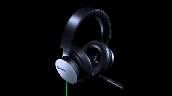 Xbox Stereo Headset: ufficiali le nuove cuffie da gaming cablate di Microsoft