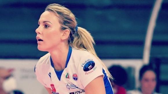 """Volley, Francesca Marcon ha la pericardite: """"Colpa del vaccino"""""""