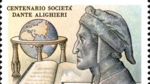 L'otto settembre arriva Dante nei francobolli Vaticani