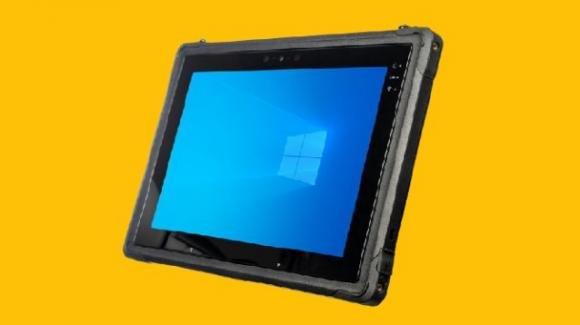 WEROCK annuncia il tablet corazzato Rocktab U210, con Linux o Windows