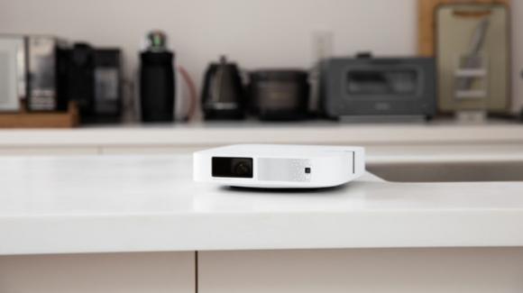 XGIMI Elfin: ufficiale il proiettore smart portable con Android TV e audio doc