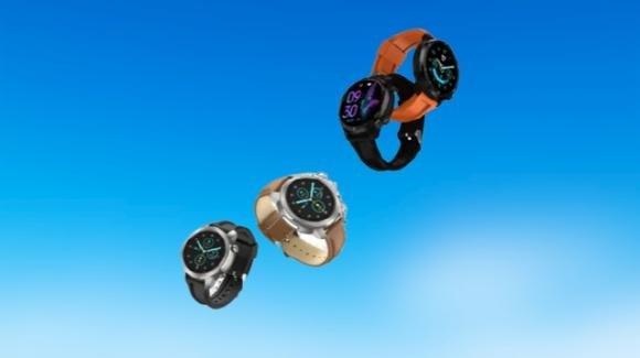 Omate annuncia i nuovi smartwatch T-One e T-One S con ECG, sensore temperatura e GPS