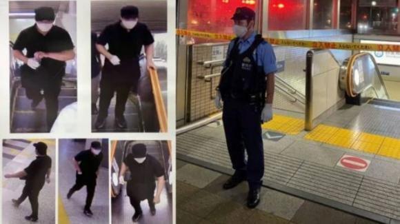 Tokyo, attacco con l'acido in metropolitana, due i feriti